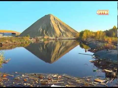 Дегтярск - город среди шахт. Если дома не сидится