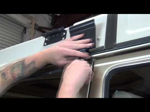 GoWesty : Fiamma Awning Installation on a Vanagon
