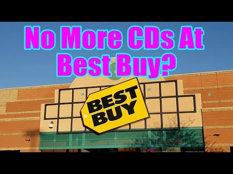 No More CDs At Best Buy: The Beginning Of The End For Music CDs | Retail Archaeology