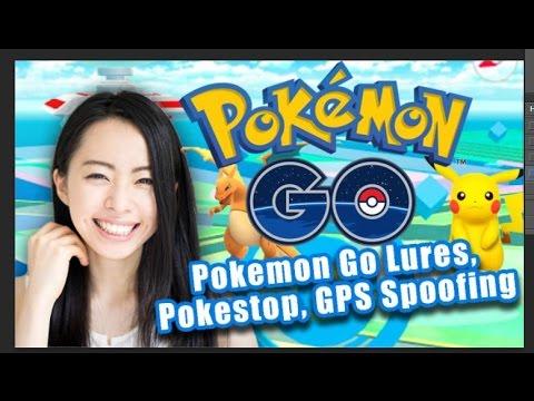 2. Pokemon Go Singapore Marketing 101 - Understanding Pokemon Go Lures, Pokestop and GPS Spoofing