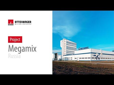 Premix & Protein plant Megamix in Russia