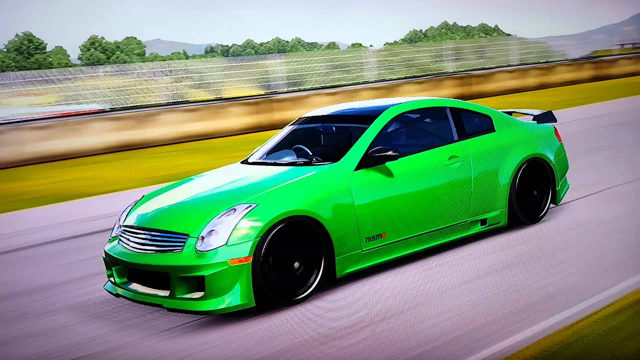 Forza 4 nissan skyline coupe 350gt 2003 903 ps youtube forza 4 nissan skyline coupe 350gt 2003 903 ps vanachro Choice Image