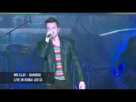 Bamboo - Mr Clay (Dubai 2013)