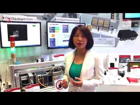 IIoT-based Smart Factory Demo Introduction