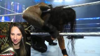 WWE Super Smackdown 12/16/14 Roman Reigns vs Fandango Live Commentary