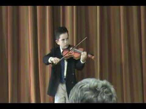The Music Factory-Graduation, Allegretto & Minuet 3