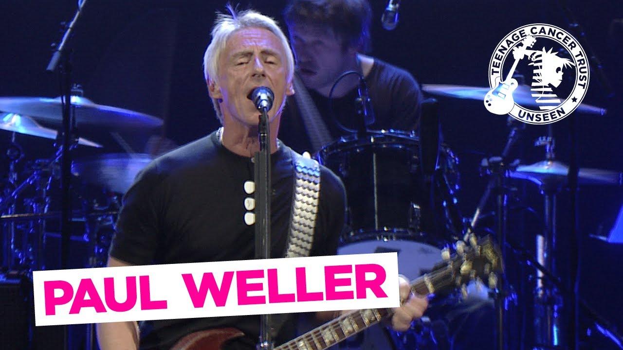 Start - Paul Weller Live