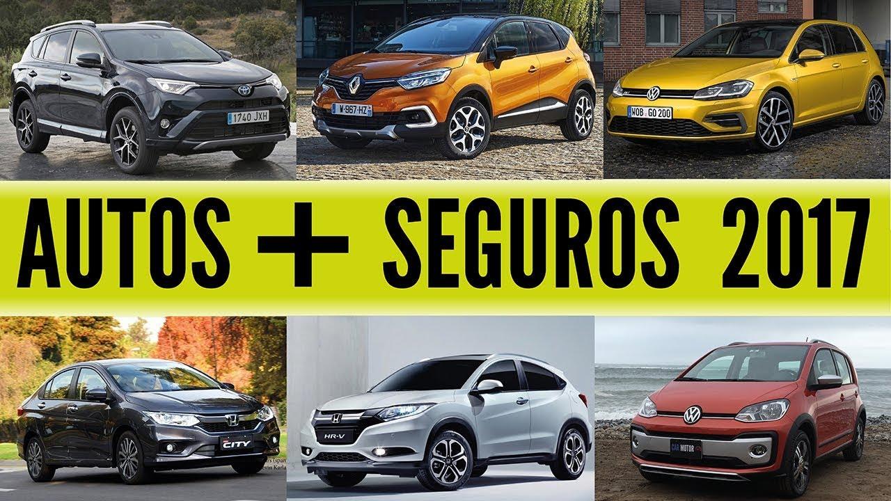Los Autos Mas Seguros De Latinoamerica 2017 Car Motor Youtube