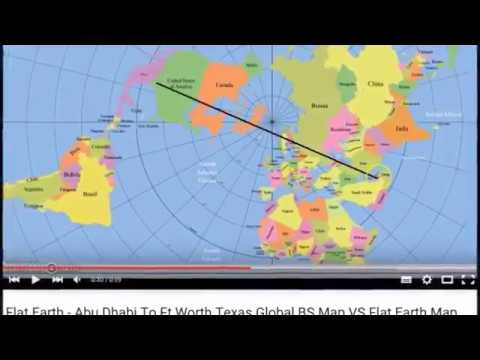 Terra Piatta-QUADRATA: Rotte Aeree, spiegate.. (GPS) (Sub: 100%) [by, freeanergy]