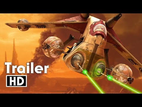 Star Wars: Attack of The Clones - Modern Trailer 2