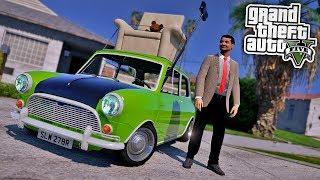 Mr Bean SPIELT GTA 5! 😄