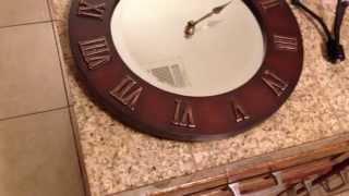 Easily change broken clock hands