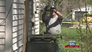 Body Found In Fort Wayne Trash Can