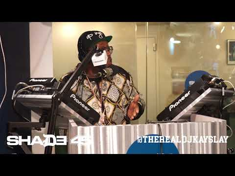 Dj Kayslay interviews Gangsta Boo live on Shade45