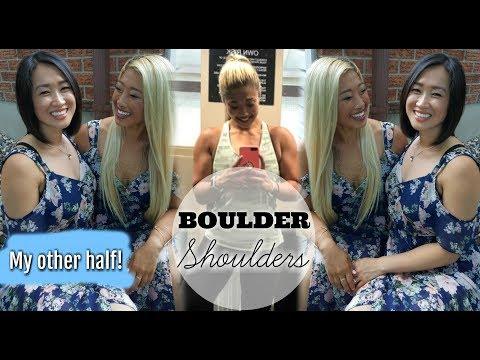 Boulder Shoulders | Vlogmas Day 7