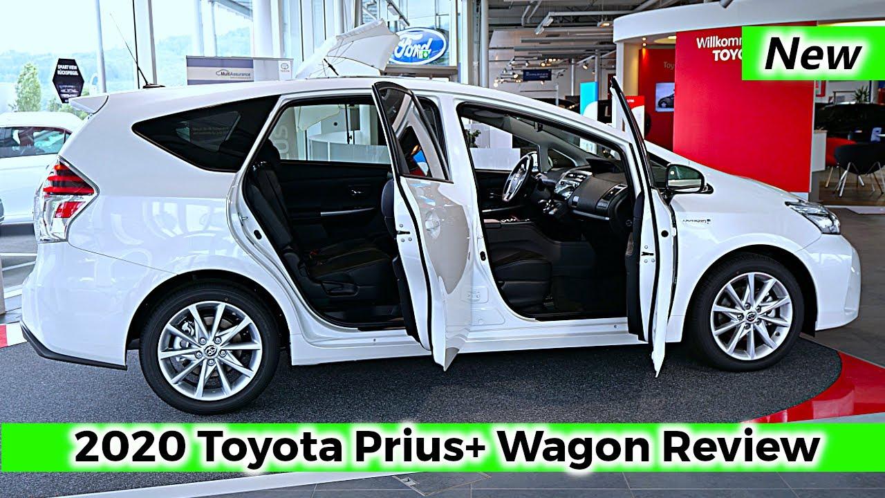 new toyota prius+ plus wagon 2020 review interior exterior