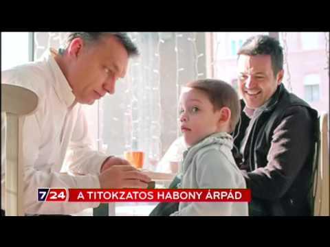 A titokzatos Habony Árpád