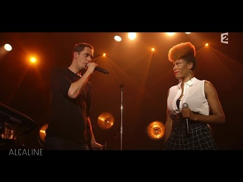 Alcaline, le Concert : Grand Corps Malade et Sandra NKaké - Te Manquer en live