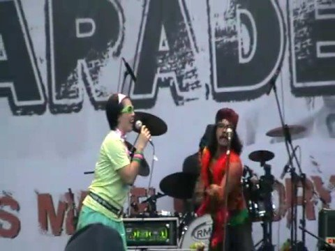 Jiung live at Jakarta Rock Parade (song 2)