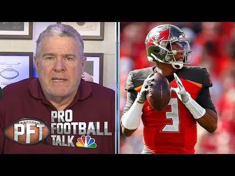 Would Jameis Winston Consider Being A Backup On Steelers Or Saints? | Pro Football Talk | NBC Sports