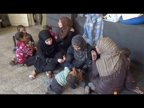 Syria: UN calls for aid access to besieged Yarmouk refugee camp