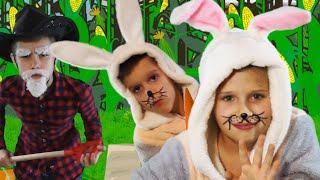 Old MacDonald and Little Bunnies song for Baby |Little Bunny Nursery Rhymes song for kids at home