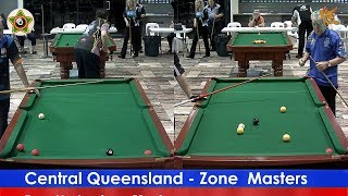 Central Qld Zone Masters AM