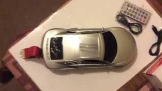 MP3 плеер Audi R8