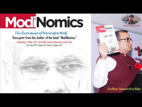 "Author of ""ModiNomics"" - Sameer Kocchar on Gujarat Economic Model"