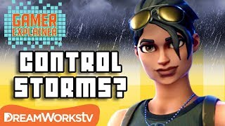 Are Fortnite Storm Shields Real? | GAMER EXPLAINER