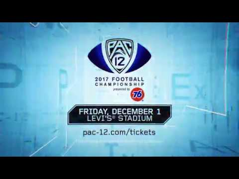 2017 Pac-12 Conference Football Championship Game