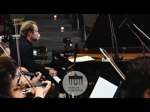 Sebastian Knauer - Bach & Sons 2 - I. Allegro from Concerto No. 4, BWV 1055