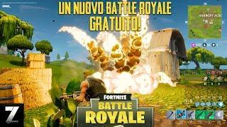 L'ENNESIMO BATTLE ROYALE ? FORTNITE BATTLE ROYALE GAMEPLAY ITA
