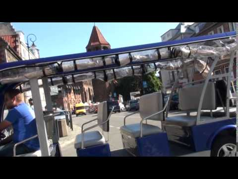 Gdansk city tour part 4
