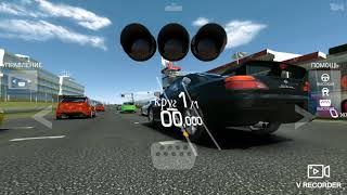 Жми на газ что бы стать самым крутым гонщиком/Real Racing 3