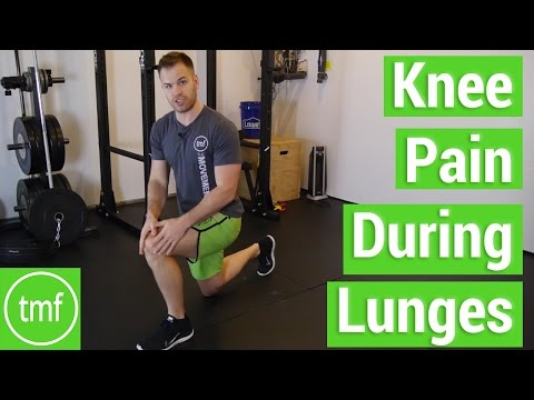 Fixing Knee Pain During Lunges   Week 62   Movement Fix Monday   Dr. Ryan DeBell