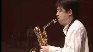 The Best of Baritone Sax Playing