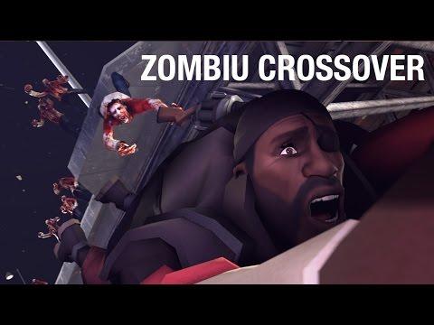 Team Fortress 2 - ZombiU Crossover (SFM)