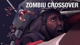 Team Fortress 2 - ZombiU Crossover (SFM)