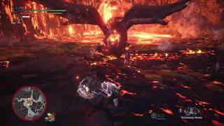 """【MHW】Arch Tempered Teostra Solo 