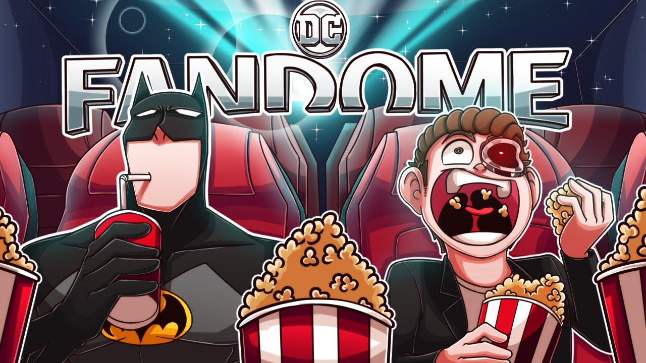 DC FanDome: how to stream, start time, trailers, and announcements
