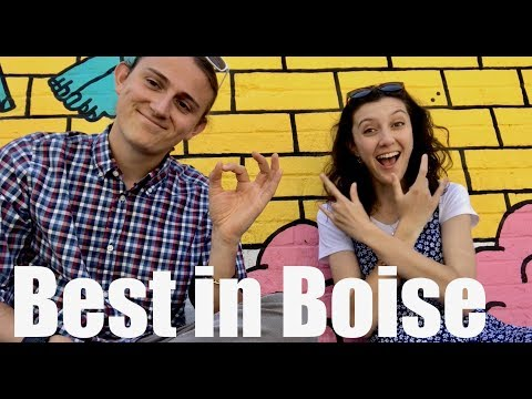How To See The Best Of Boise, Idaho (in 5 Hours Or Less!) -- Vlog #57