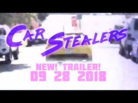 Max Is Back! Car Stealers Promo
