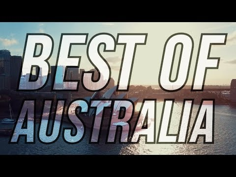 BEST OF AUSTRALIA 2018 | 6 WEEKS OF TRAVEL IN 6 MINUTES