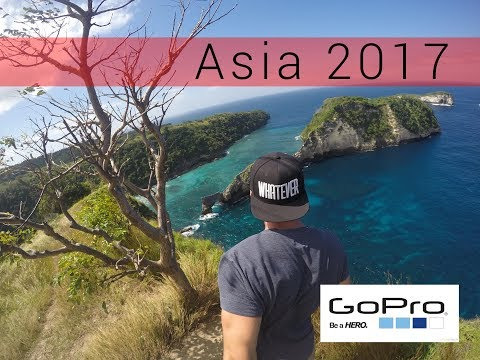 Asia Travel 2017 –  GoPro HD