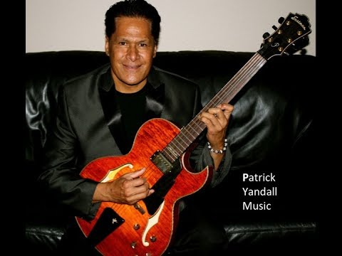 Guitarist Patrick Yandall Jazz fusion & Blues tracks from 15 CD's.