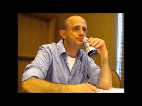 Eric Kripke on REVOLUTION and Working with JJ Abrams & Jon Favreau
