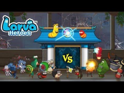 tawuran-kuy-'gabut-pandemic'---larva-heroes:-battle-league-gameplay-indonesia