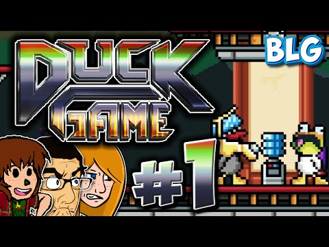 Let's Play Duck Game - Part 1 - Quack