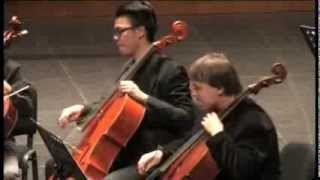Macao Virtuosi performs Dancing Strings by Che-yi Lee